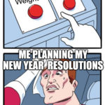 MEME: New Years Eve Resolutions