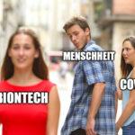 Corona vs Biontech Meme
