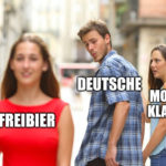 "Deutsche Meme ""Klausur"""